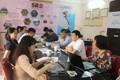 Đoàn công tác liên ngành làm việc tại Trung tâm Phát triển Nông thôn bền vững
