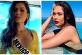 Vóc dáng siêu bốc lửa của tân Hoa hậu Hoàn vũ Thế giới