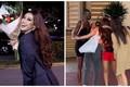Khánh Vân không nỡ chia tay hội bạn thân hậu Miss Universe 2020