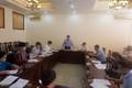 Chủ tịch Phan Xuân Dũng chủ trì cuộc họp lấy ý kiến Dự thảo Đề án tổ chức bộ máy, hoạt động của VUSTA