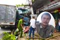 Tài xế container đánh lái cứu 2 người, tông vào nhiều nhà dân nói gì?