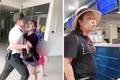 Đại úy Lê Thị Hiền giáng cấp trung úy sau đại náo sân bay... hợp lý?