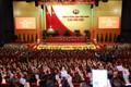 Đại hội Đảng lần thứ XIII: Thông qua chương trình làm việc, quy chế bầu cử
