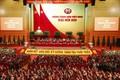 Đại hội Đảng lần thứ XIII khai mạc trọng thể sáng nay