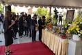 Sao Việt ở hải ngoại đến tiễn biệt ca sĩ Quốc Anh