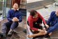 Kinh Quốc gặp chấn thương nặng khi quay phim giữa ồn ào của vợ