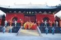"""""""Xuyên không"""" 1500 năm, mục sở thị Thánh đường võ học Thiếu Lâm Tự"""