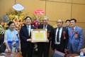 Chủ tịch VUSTA Phan Xuân Dũng tham dự Đại hội lần thứ IV Hội KHKT Lạnh và ĐHKK