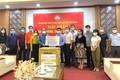 VUSTA ủng hộ Bắc Giang phòng, chống dịch bệnh COVID-19
