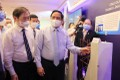 """Toàn cảnh Hội nghị toàn quốc """"Đội ngũ trí thức KH&CN Việt Nam triển khai thực hiện Nghị quyết Đại hội lần thứ XIII của Đảng"""""""