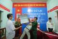 Mê Linh: Cận cảnh người dân đi bỏ phiếu lại sau khi có vi phạm
