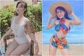 Hội gái xinh yêu cầu thủ Việt khoe dáng nóng bỏng với bikini