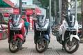 Yamaha Lexi S giá rẻ, đối thủ Honda PCX về Việt Nam