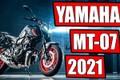"""Yamaha MT-07 2021 ra mắt, sẵn sàng """"hạ gục"""" Triumph Trident 660"""