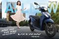 Chi tiết Honda Vision 2021, đắt nhất hơn 34 triệu tại Việt Nam