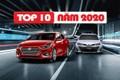 Top 10 ôtô bán chạy nhất Việt Nam trong năm 2020