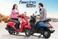 Yamaha Fascino 125 FI Hybrid siêu tiết kiệm chỉ hơn 20 triệu đồng