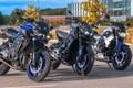 Yamaha sắp phân phối 4 mẫu xe môtô chính hãng tại Việt Nam