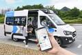Hyundai RoboShuttle 2022 - chiếc xe van tự lái đưa đón khách
