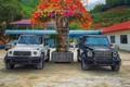 Ngắm bộ đôi Mercedes-AMG G63 hơn 30 tỷ của đại gia Hòa Bình