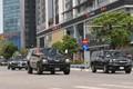 """Suburban """"siêu đặc nhiệm"""" hộ tống Phó Tổng thống Mỹ tại Việt Nam"""