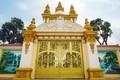 Lóa mắt những tòa lâu đài mạ vàng của đại gia tỉnh lẻ