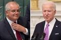 Ông Biden điện đàm với thủ tướng Australia về Trung Quốc, Myanmar