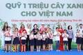 """""""Quỹ 1 triệu cây xanh cho Việt Nam"""": Lan toả tình yêu thiên nhiên đến với HS"""