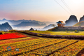 Hà Giang - Yên Bái thúc đẩy trọng điểm kinh tế liên tuyết Tây Bắc