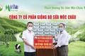 Mộc Châu Milk trao tặng sữa tươi tới người dân và tuyến đầu chống dịch