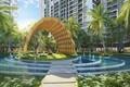 Chiêm ngưỡng đảo Yoga giữa vườn sinh thái 1,6ha tại The Pavilion – Vinhomes Ocean Park