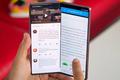 Ý tưởng smartphone gập làm 3 của Samsung