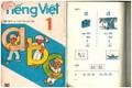 SGK Tiếng Việt lớp 1 30 năm trước có gì khiến 8X, 9X bồi hồi?