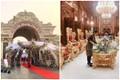 """Xôn xao đám cưới """"khủng"""" trong lâu đài dát vàng ở Ninh Bình"""