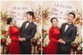 Ảnh ăn hỏi Lương Xuân Trường, netizen soi góc ảnh khó hiểu
