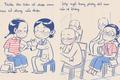 """""""Nhật ký đi tiêm vaccine"""" bộ tranh ai xem cũng muốn """"xung phong"""""""