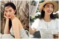 Danh tính gái đẹp hút hồn tại Hoa hậu Hoàn vũ Việt Nam 2021