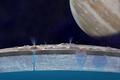 Tìm ra bằng chứng mặt trăng sao Mộc Europa thích hợp cho sự sống