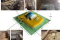 Cực choáng kim tự tháp Maya xây bằng vật liệu chết chóc