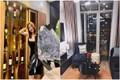 Ngắm căn hộ sang chảnh, ngập đồ hiệu của Hoa hậu Kỳ Duyên