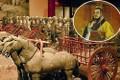 Tượng binh mã trong lăng Tần Thủy Hoàng đều mắt một mí vì sao?