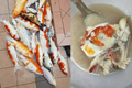 Cô gái Malaysia bị chỉ trích vì nấu súp đàn cá Koi đã chết