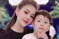 Lương Thu Trang thấy có lỗi khi không cho con được một gia đình hoàn hảo