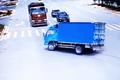 Video: Thần chết ngủ quên, người đàn ông 2 lần thoát nạn trong gang tấc