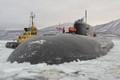 """Tàu ngầm Oscar của Nga được ví là """"Thợ săn tàu sân bay"""""""