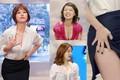 Ngán ngẩm những nữ MC Hàn ăn mặc hớ hênh bị ném đá thậm tệ