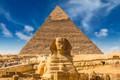 Bí mật kinh thiên về kim tự tháp Ai Cập và tượng Nhân sư