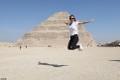 Bên trong kim tự tháp cổ nhất thế giới có gì đặc biệt?