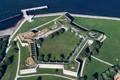 Khám phá pháo đài Độc lập bảo vệ thành phố Mỹ thời xưa