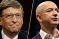 """Loạt điểm chung """"đáng nể"""" của tỷ phú Bill Gates và Jeff Bezos"""